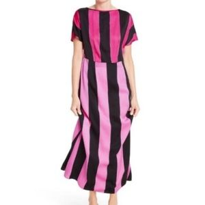 NWT Christopher John Rogers xTarget Pink Striped 4